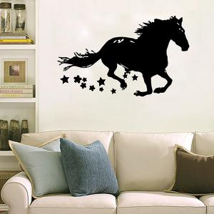 Removable Waterproof Courser Carved Art Vinyl Wall Stickers Custom -