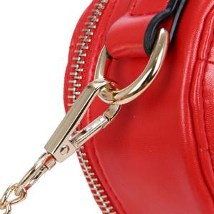 Chains Heart Shaped Crossbody Bag -