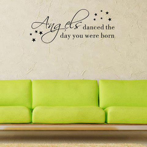 New Removable Waterproof Children Room Wall Stickers