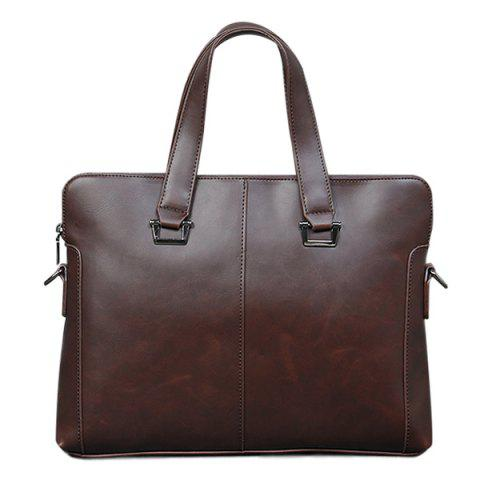 Best PU Leather Briefcase