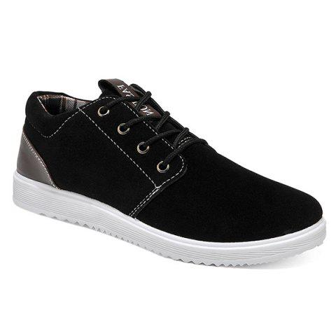 Latest Suede Lace Up Casual Shoes
