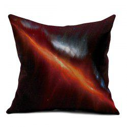 Starry Sky Printed Sofa Cushion Pillow Case -
