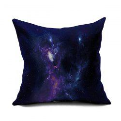 Abstract Starry Sky Printed Sofa Cushion Pillow Case -