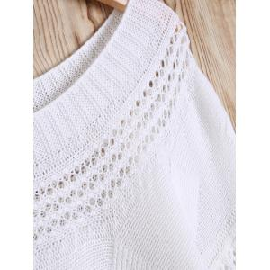 Boat Neck Cable Knitwear -