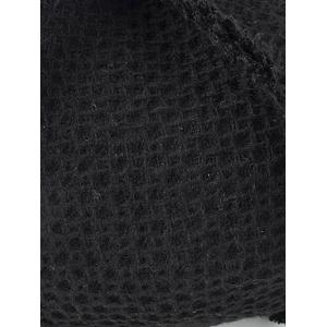 Winter Artist Beret Crochet Hat -