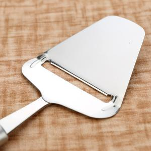 Bakeware Stainless Steel Cheese Slicing Knife - SILVER