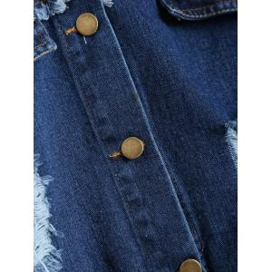 Distressed Jean Jacket -