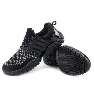 Lace-Up Splicing Couleur BlockAthletic Chaussures -