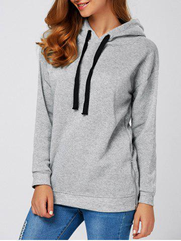 Fancy String Thickening Hoodie