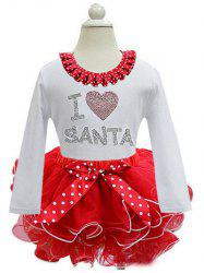 Kids Christmas Dress -