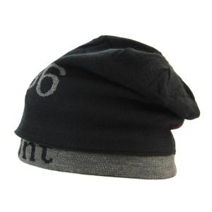 Warm Label 1986 Jamont Knit Ski Hat - Black - M