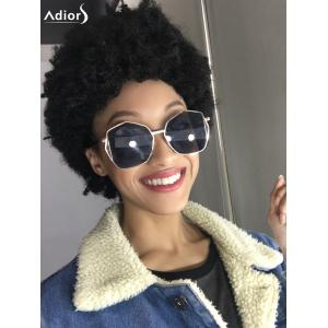 Spiffy Short Afro Curly Synthetic Capless Wig