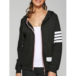 Zip Up Hoodie With Pockets