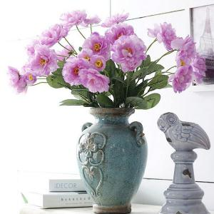 2 Heads Real Touch Home Decoration Artificial Flower