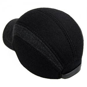 Outdoor Color Block Earmuff Design Baseball Hat -