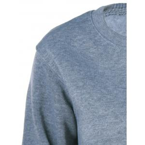 California Long Sleeve Sweatshirt - GRAY M