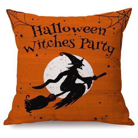 Outfits Halloween Witches Party Sofa Cushion Printed Pillow Case
