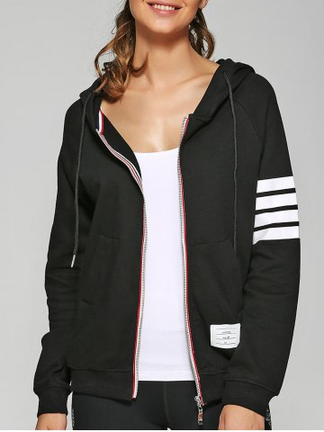 Unique Zip Up Hoodie With Pockets
