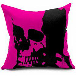 Abstract Skeleton Printed Sofa Cushion Pillow Case -