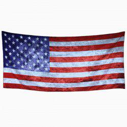American Flag Rectangle Scarf