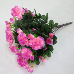 Home Decoration 1 Branch Artificial Flower -
