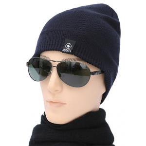 Winter knitted Ski Beanie