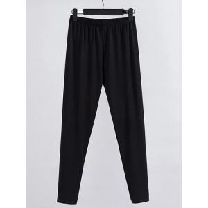 Plus Size Slimming High Waist Leggings