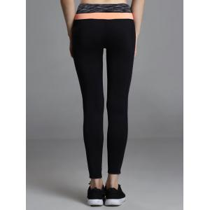 High Waist Stretchy Sport Leggings -