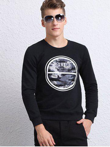 Latest Long Sleeve 3D Camouflage Printed Sweatshirt