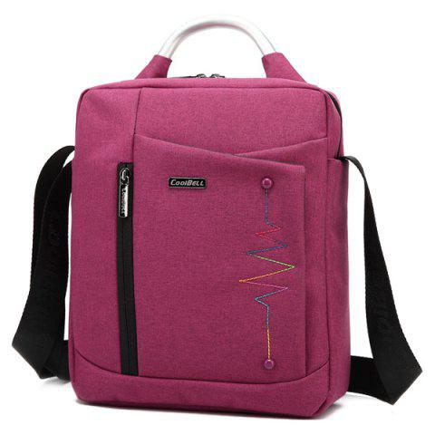 Hot Zippers Stitching Bead Tote Bag
