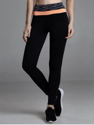 Chic High Waist Stretchy Sport Leggings