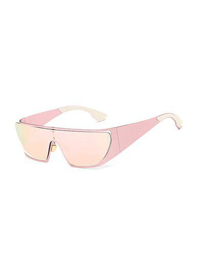Hot Cool Hollow Out Cycling Mirrored Sunglasses