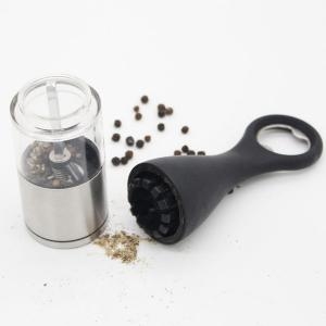 Multifunctional Peper Bean Grinder or Bottle Opener -