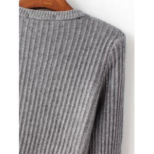 Peplum Sweater -
