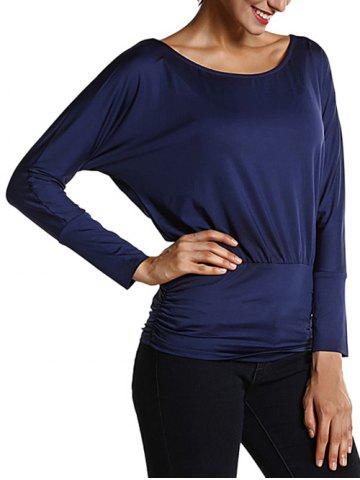 Shops Ruched Dolman  Sleeve Blouse