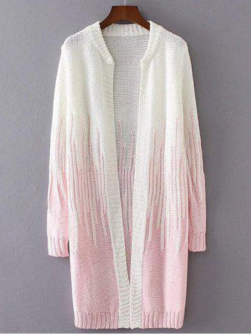Chic Sequined Embellished Long Cardigan