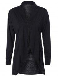 Manteau Minceur Collarless -