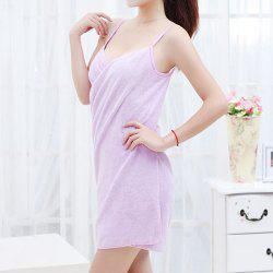 Fast Drying Wearable Magic Bath Skirt Towel -