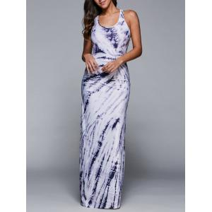 Printed Summer Casual Maxi Dresses