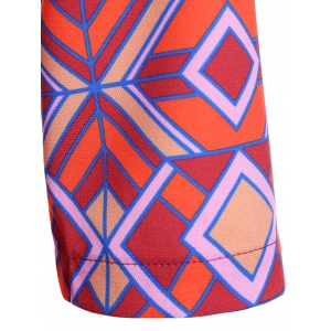 Jacquard Sheath Dress -