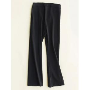 High Waist Slimming Boot Cut Pants -