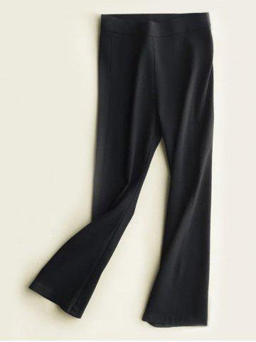 Buy High Waist Slimming Boot Cut Pants