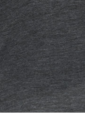 Unique Asymmetrical Loose-Fitting Hoodie - L DEEP GRAY Mobile