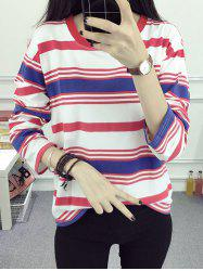 Stripe Loose T-Shirt