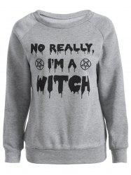 I Am A Witch Sweatshirt