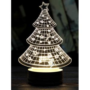 Christmas Tree 3D LED Sleeping Night Light