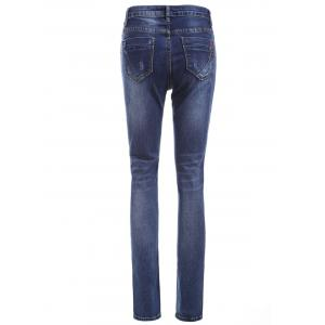 Skinny Pencil Jeans -