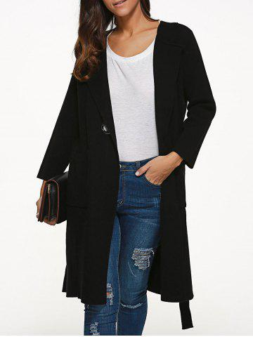 Best Knee Length Coat with Pockets