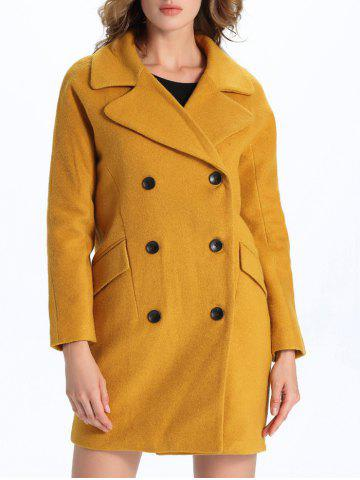 Shop Vintage Double-Breasted Coat