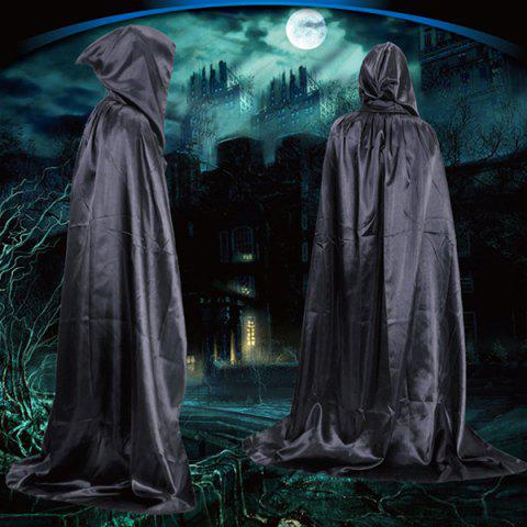 Latest Halloween Party Supply Cosplay Death Hooded Cloak Costume